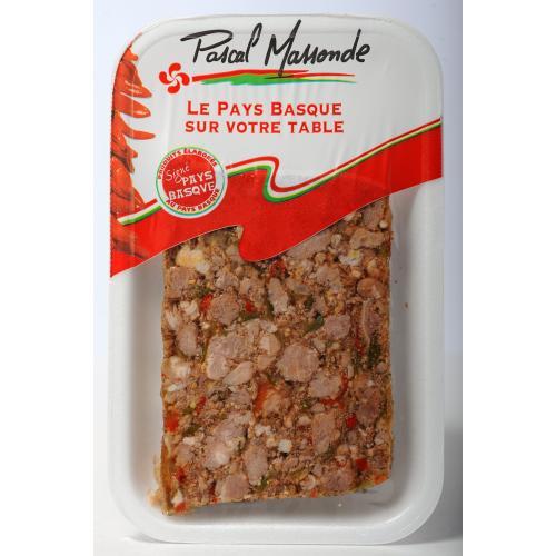 Axoa de Veau Barquette LS