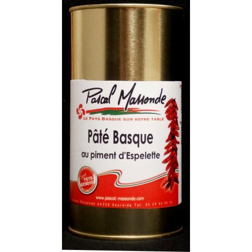 Pâté de Tête au Piment d'Espelette Bq. 2.4Kg