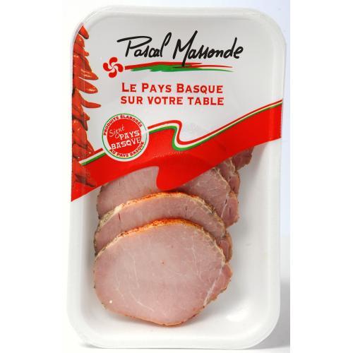Rôti de Porc cuit au piment d'Espelette Barquette LS