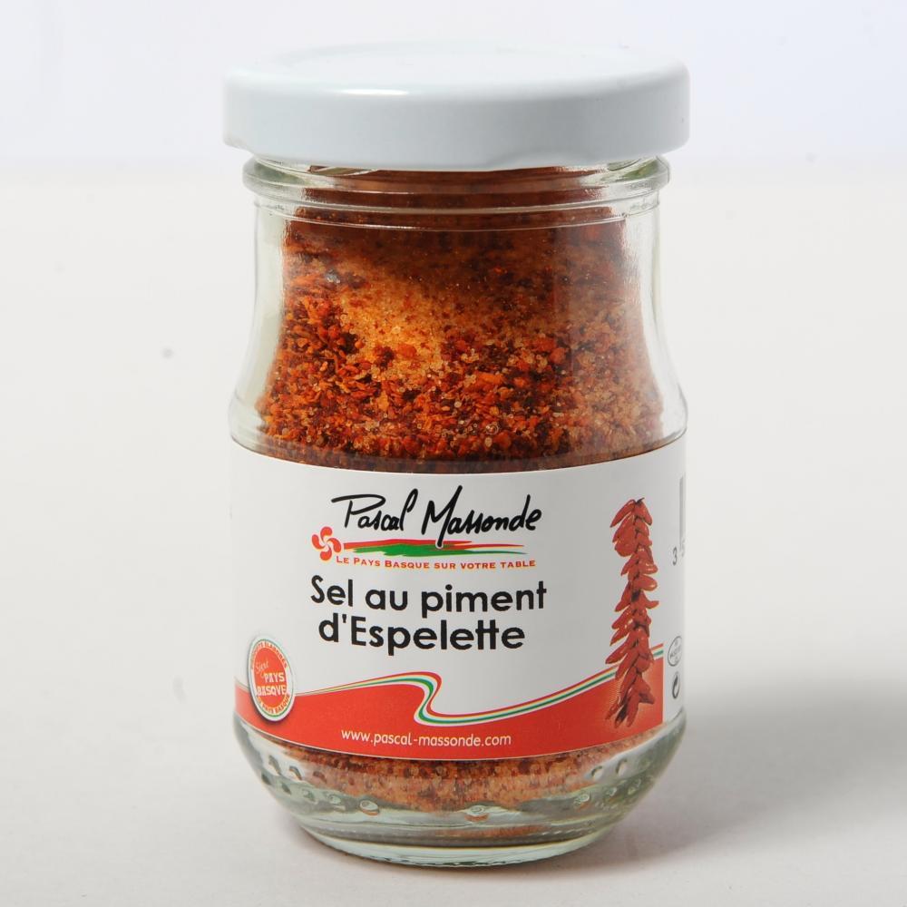 Sel au piment d'Espelette