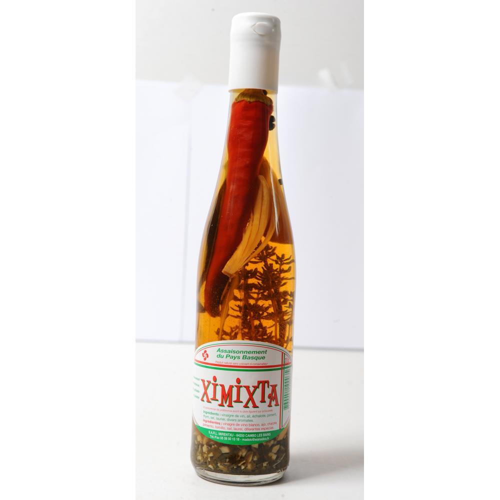 Ximista sauce à base de vinaigre