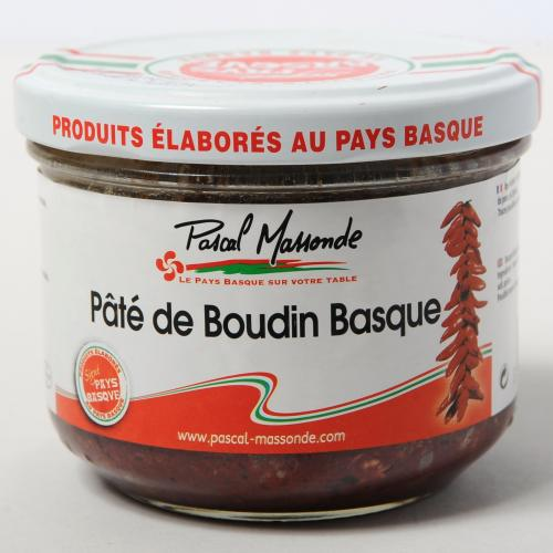 Pâté de Boudin Basque - Verrine 180g