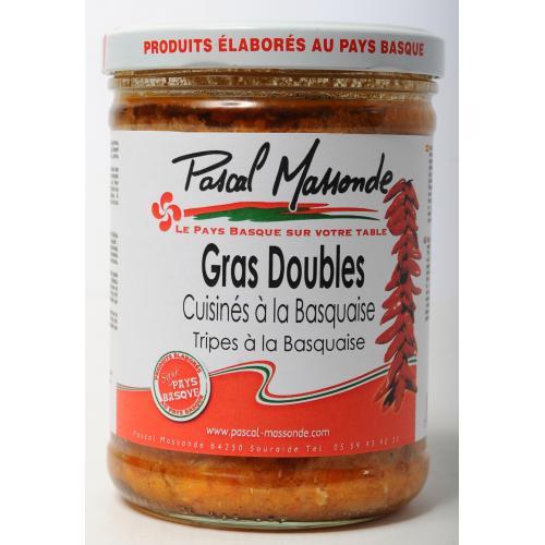 Gras Doubles Basquaises - Ver. 750g