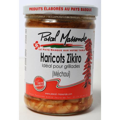"""Haricots """"Zikiro"""" - Verrine 750g"""