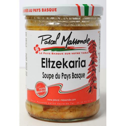 Eltzekaria - Soupe du Pays Basque - Verrine 750g