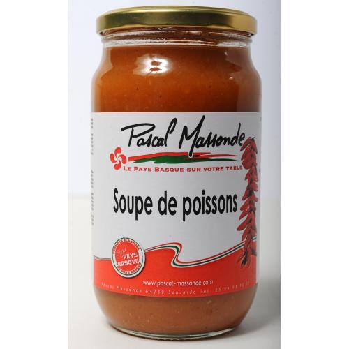 Soupe de Poisson - Ver. 800g